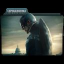 Captain America Folder 2-128