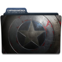 Captain America Folder 3-128