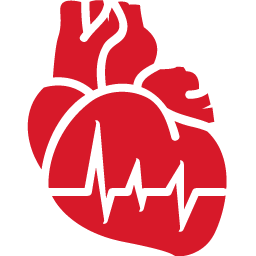 Cardiology red