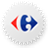 Carrefour logo icon