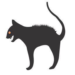 Cat Icon Download Halloween Creme Icons Iconspedia