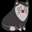 Cat Moustache-128