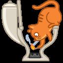 Cat Smoke-128