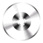 CD Drive Circle icon