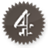 Channel 4 logo Icon