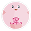 Chansey Dribbble Icon