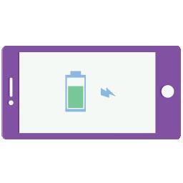 Charging iPhone flat
