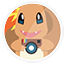Charmander Instagram icon