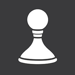 Chess Game grey