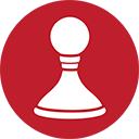 Chess Game red-128