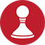 Chess Game red icon