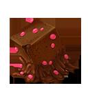 Chocolate cube-128