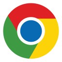 Chrome Circle-128