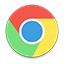 Chrome colorful icon