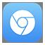 Chromium iOS7 Icon