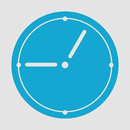 Clock flat