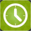 Clock green