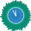 Clock Wreath icon