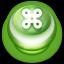 CMD Button Green icon