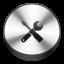 Config Drive Circle icon