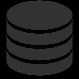 Database Icon | Download Windows 8 Vector icons | IconsPedia