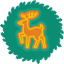 Deer Wreath icon