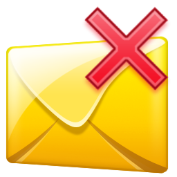Delete Icon Download Email Icons Iconspedia