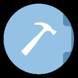 Developer Folder Circle