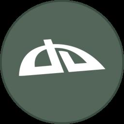 Deviantart Round With Border