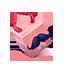 Devil cube icon