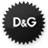 Dolcea and Gabbana logo Icon