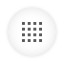Drawer white round Icon