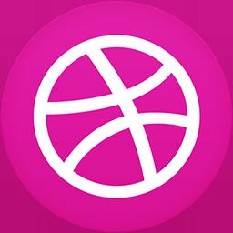 Dribble flat circle