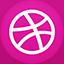 Dribble flat circle-64