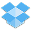 Dropbox colorful icon