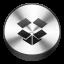 Dropbox Drive Circle icon