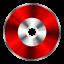 Dvd Drive Circle Icon