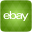 Ebay green Icon