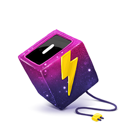 Energy Cube Icon Download Cubes Icons Iconspedia