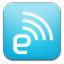 Engadget Blue Icon