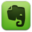Evernote Dark icon