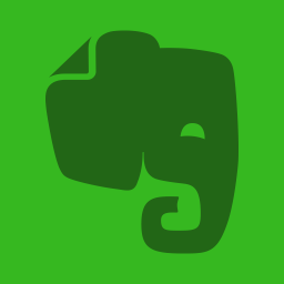 Evernote Flat