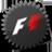 F1 logo Icon