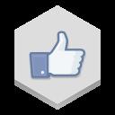 Facebook Like-128