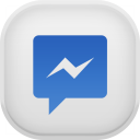 Facebook Messenger Light-128