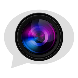 Facetime Circle Icon   Download The Circle icons   IconsPedia