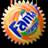 Fanta logo Icon
