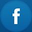 Fb flat circle Icon