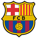 FC Barcelona logo-128