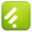Feedly Alt icon